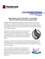 FTA2016 Award